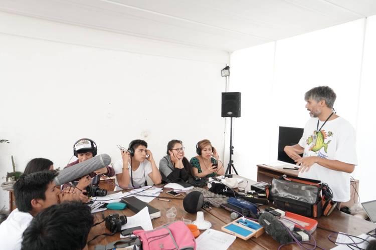 talleres de produccion audiovisual